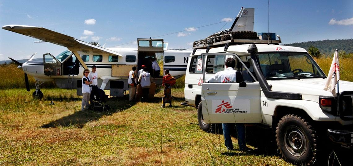 Medecins Sans Frontieres - Sudan
