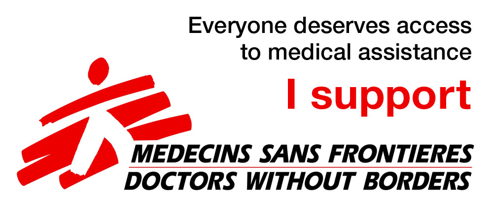MSF-supporter