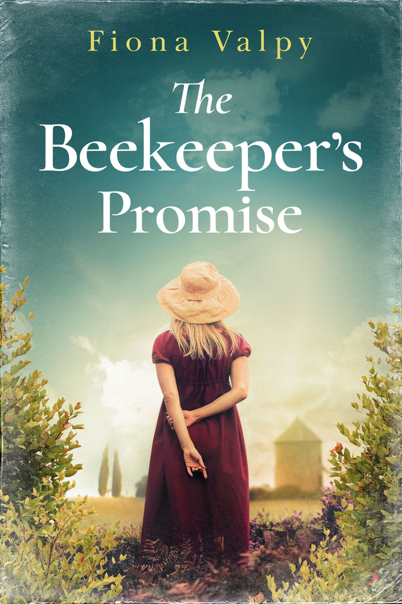 The Beekeeper's Promise front cover