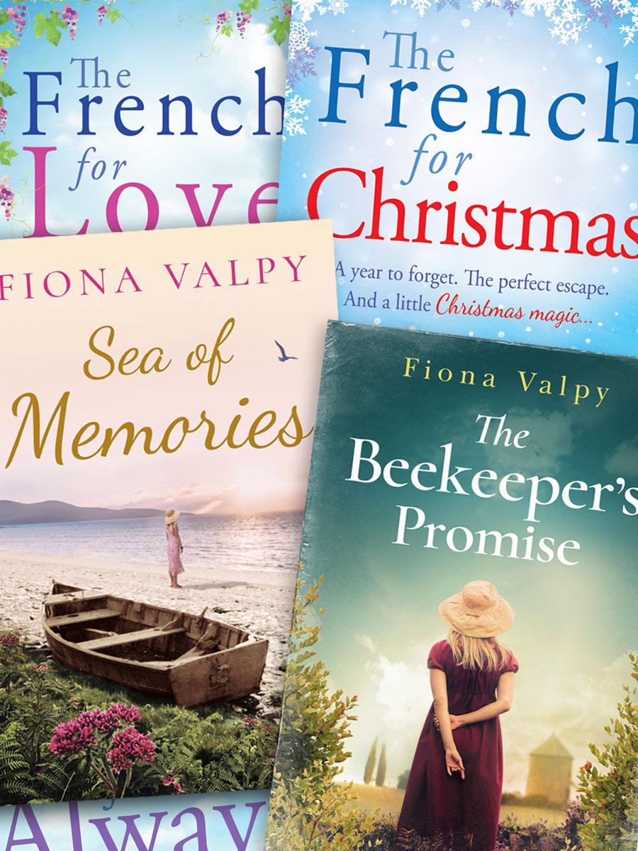 Fiona Valpy's Books
