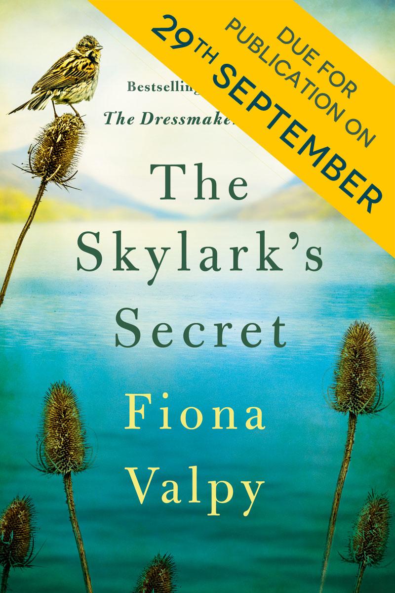 The Skylark's Secret - Fiona Valpy